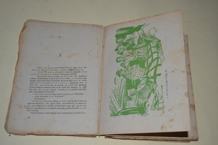Libros antiguos: AVENTURAS DE UN PEQUEÑO POLICIA - Foto 2 - 105550563