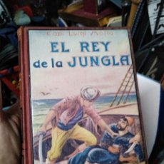 Libros antiguos: ANTIGUO LIBRO EL REY DE LA JUNGLA. Lote 105621411