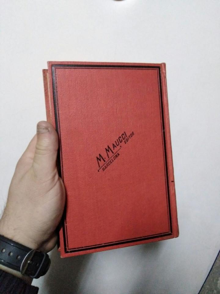 Libros antiguos: Antiguo libro el oceano de fuego( 1siglo de antigüedad) - Foto 4 - 105622687