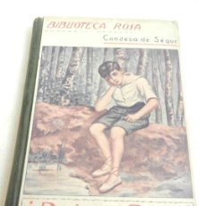 Libros antiguos: POBRE BLAS BIBLIOTECA ROSA POR LA SRA. CONDESA DE SÉGUR 4ª ED. EDIT. LIB. RELIGIOSA BARCELONA 1926.. Lote 107248439