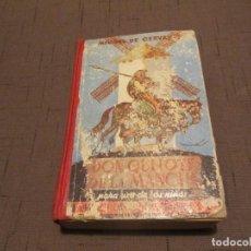 Libros antiguos: DON QUIJOTE PARA EL USO DE LOS NIÑOS. Lote 107596415