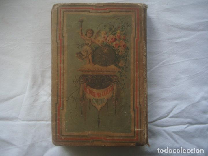 Libros antiguos: LIBRERIA GHOTICA. SATURNINO CALLEJA. BIBLIOTECA PERLA: WALTER SCOTT. IVANHOE. 1920? GRABADOS. - Foto 2 - 110038451