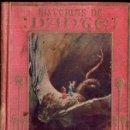 Libros antiguos: HISTORIAS DE DANTE (ARALUCE, 1914) ILUSTRADO POR SEGRELLES. Lote 110570923