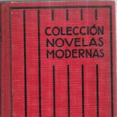Libros antiguos: SINFONIA INCOMPLETA. NOVELA. MARIANO. EDITORIAL JUVENTUD, S. A. 1934.. Lote 111083711