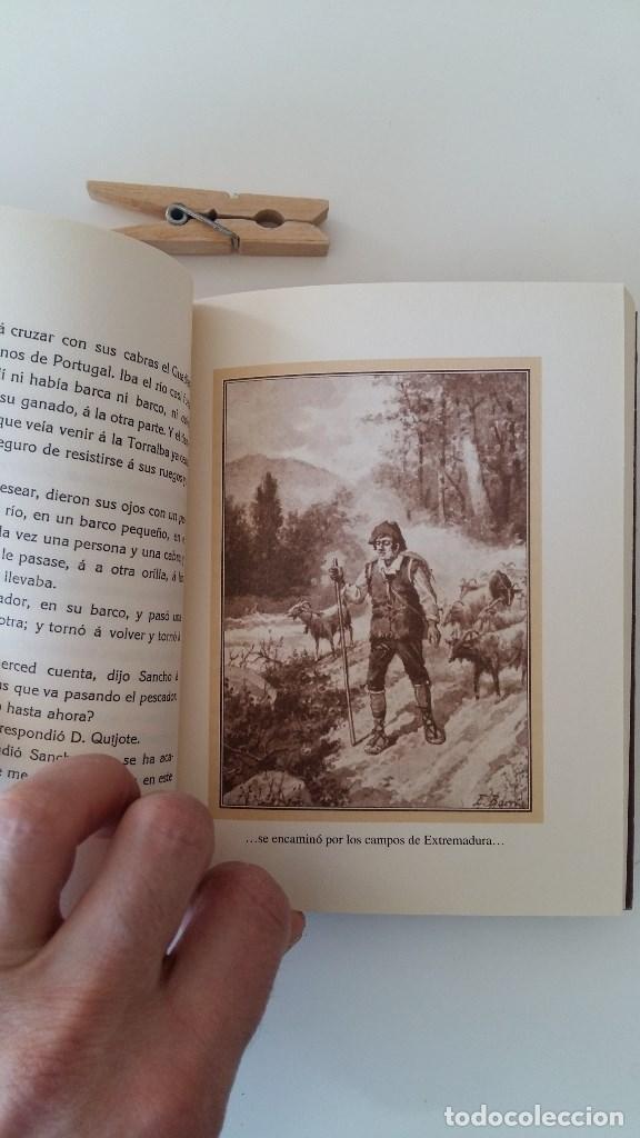 Libros antiguos: HISTORIAS DE DON QUIJOTE. MARTIN D. BERRUETA. Edicion fascimil. - Foto 3 - 111336419