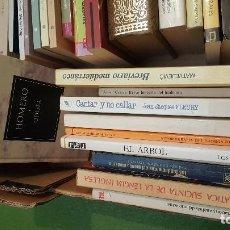 Libros antiguos: LOTE DE 89 LIBROS. Lote 111796611