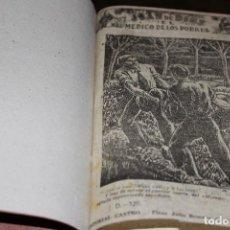 Libros antiguos: UN TOMO , JUAN DE DIOS EL MEDICO DE LOS POBRES, FASCICULOS ENCUADERNADOS , EDITORIAL CASTROP. Lote 112081163