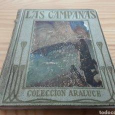 Libros antiguos: LIBRO LAS CAMPANAS DE CARLOS DICKENS. Lote 113208602