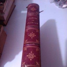 Libros antiguos: FABLES DE FLORIAN FÁBULAS DE FLORIAN. Lote 113895683