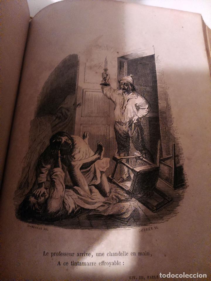 Libros antiguos: Fables de Florian Fábulas de Florian - Foto 3 - 113895683