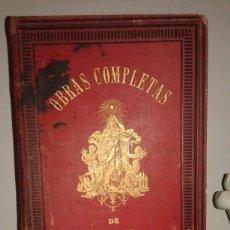 Libros antiguos: OBRAS COMPLETAS DE VICTOR HUGO. TOMO 2. Lote 114622979