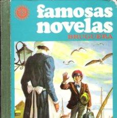 Libros antiguos: FAMOSAS NOVELAS.. Lote 114823147