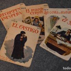 Libros antiguos: VINTAGE - COLECCIÓN INFANTIL - 5 NÚMEROS - RAMÓN SOPENA - SERIE III - AÑOS 30 - HAZME UNA OFERTA. Lote 114835247