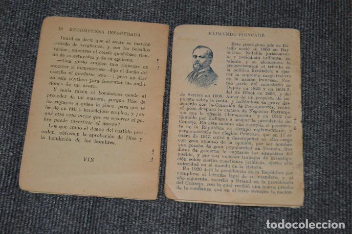 Libros antiguos: VINTAGE - COLECCIÓN INFANTIL - 5 NÚMEROS - RAMÓN SOPENA - SERIE III - AÑOS 30 - HAZME UNA OFERTA - Foto 3 - 114835247