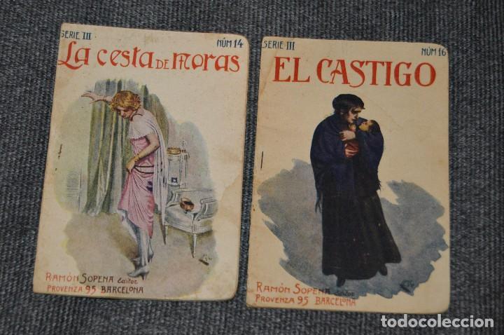 Libros antiguos: VINTAGE - COLECCIÓN INFANTIL - 5 NÚMEROS - RAMÓN SOPENA - SERIE III - AÑOS 30 - HAZME UNA OFERTA - Foto 4 - 114835247