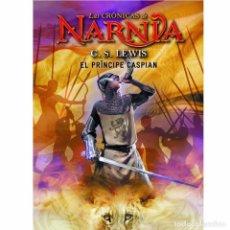 Libros antiguos: LAS CRONICAS DE NARNIA EL PRINCIPE CASPIAN. Lote 115000479