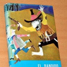Libros antiguos: MUNDO MÁGICO Nº 10 - EL BANDIDO SALTODEMATA - OTFRIED PREUSSLER - ED. NOGUER - 1ª EDICION ABRIL 1968. Lote 115462919