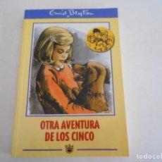Libros antiguos: OTRA AVENTURA DE LOS CINCO,RBA,TAPA FINA. Lote 115466643