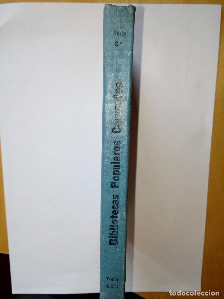 Libros antiguos: Viaje Sentimental de un inglés a Francia de Lorenzo Sterne, Bibliotecas Populares,años 30,vol.22 - Foto 4 - 117285395