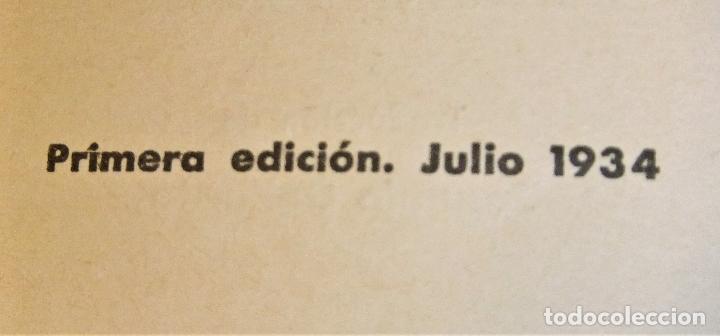 Libros antiguos: UN CAPITAN DE QUINCE AÑOS de JULIO VERNE 1ª EDICIÓN 1934 EDITORIAL MOLINO - Foto 4 - 118894063