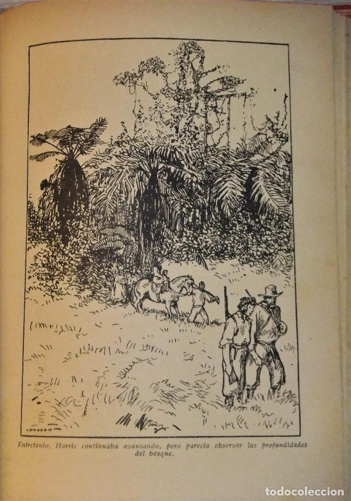 Libros antiguos: UN CAPITAN DE QUINCE AÑOS de JULIO VERNE 1ª EDICIÓN 1934 EDITORIAL MOLINO - Foto 5 - 118894063