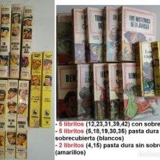 Libros antiguos: 12 LIBROS HISTORIAS INFANTIL DE BRUGUERA. Lote 119449959