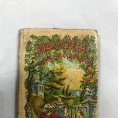 Libros antiguos: GENOVEVA DE BRAVANTE DE CRISTOBL SCHMID - 1887 - BIBLIOTECA MORAL RECREATIVA. Lote 121727995