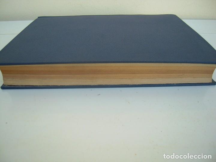 Libros antiguos: tomo biblioteca oro - Foto 4 - 124540887