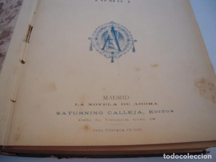 Libros antiguos: la inquisicion el rey y el nuevo mundo la novela de ahora editorial saturnino calleja - Foto 4 - 124543755