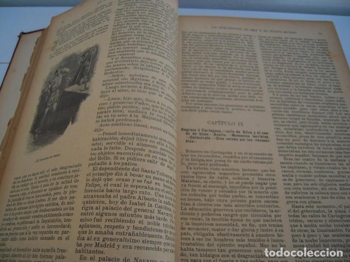 Libros antiguos: la inquisicion el rey y el nuevo mundo la novela de ahora editorial saturnino calleja - Foto 7 - 124543755