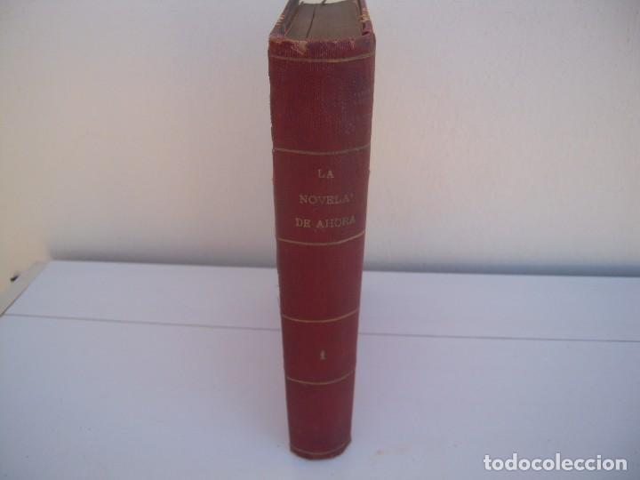 Libros antiguos: la inquisicion el rey y el nuevo mundo la novela de ahora editorial saturnino calleja - Foto 11 - 124543755