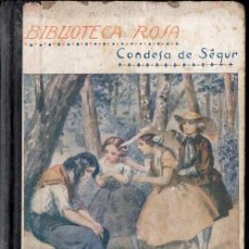 Libros antiguos: CONDESA DE SEGUR : LAS NIÑAS MODELO (LIBR. RELIGIOSA, 1925). Lote 124634107