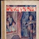 Libros antiguos: FRANCISCO FINN : UNA VEZ Y NO MÁS (LIBR. RELIGIOSA, 1929). Lote 124635035