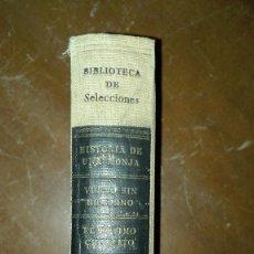 Libros antiguos: BIBLIOTECA DE SELECCIONES.. Lote 126156771