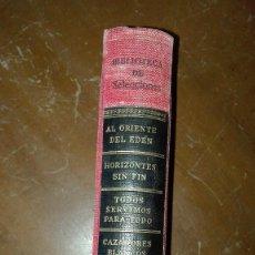Libros antiguos: BIBLIOTECA DE SELECCIONES.. Lote 126156875