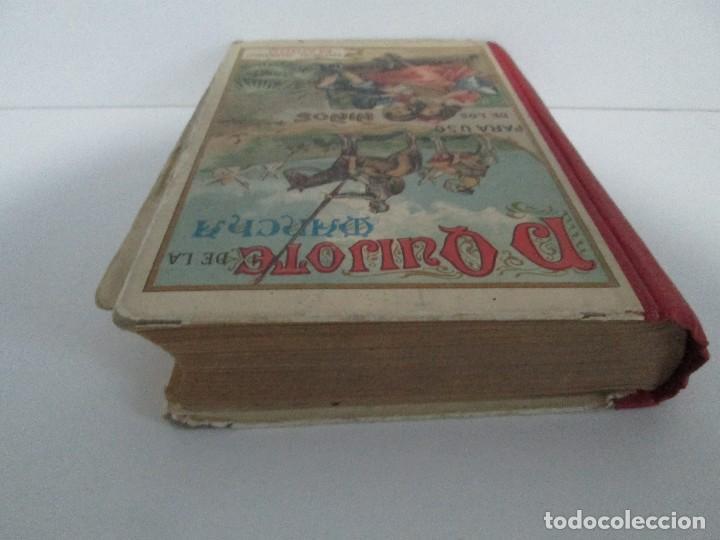 Libros antiguos: DON QUIJOTE DE LA MANCHA. PARA USO DE LOS NIÑOS. MIGEL DE CERVANTES. EDITORIAL HERNANDO. 1928. - Foto 5 - 126316883