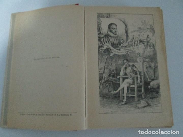 Libros antiguos: DON QUIJOTE DE LA MANCHA. PARA USO DE LOS NIÑOS. MIGEL DE CERVANTES. EDITORIAL HERNANDO. 1928. - Foto 9 - 126316883