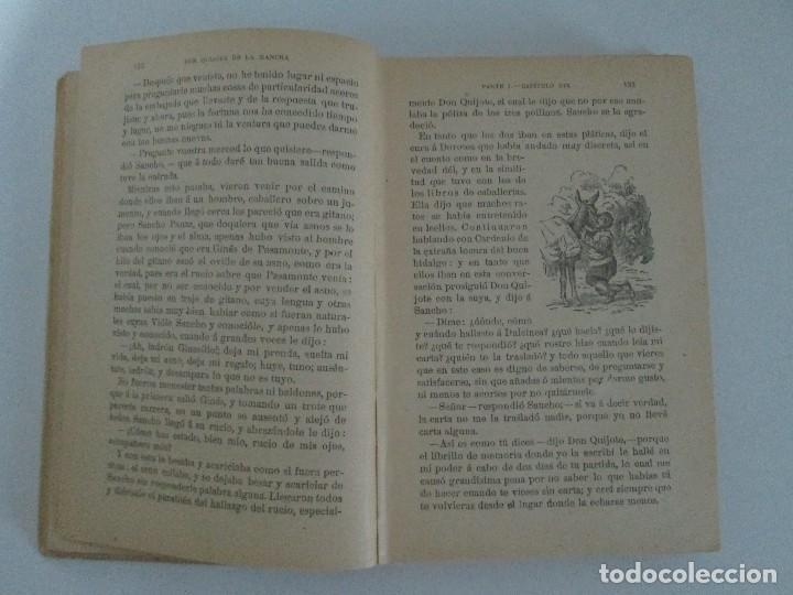 Libros antiguos: DON QUIJOTE DE LA MANCHA. PARA USO DE LOS NIÑOS. MIGEL DE CERVANTES. EDITORIAL HERNANDO. 1928. - Foto 11 - 126316883