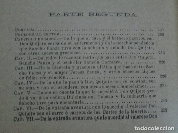 Libros antiguos: DON QUIJOTE DE LA MANCHA. PARA USO DE LOS NIÑOS. MIGEL DE CERVANTES. EDITORIAL HERNANDO. 1928. - Foto 17 - 126316883