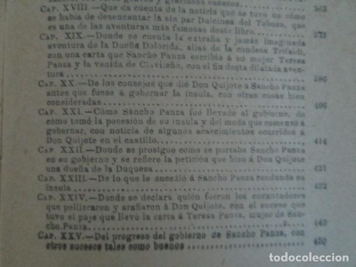 Libros antiguos: DON QUIJOTE DE LA MANCHA. PARA USO DE LOS NIÑOS. MIGEL DE CERVANTES. EDITORIAL HERNANDO. 1928. - Foto 19 - 126316883