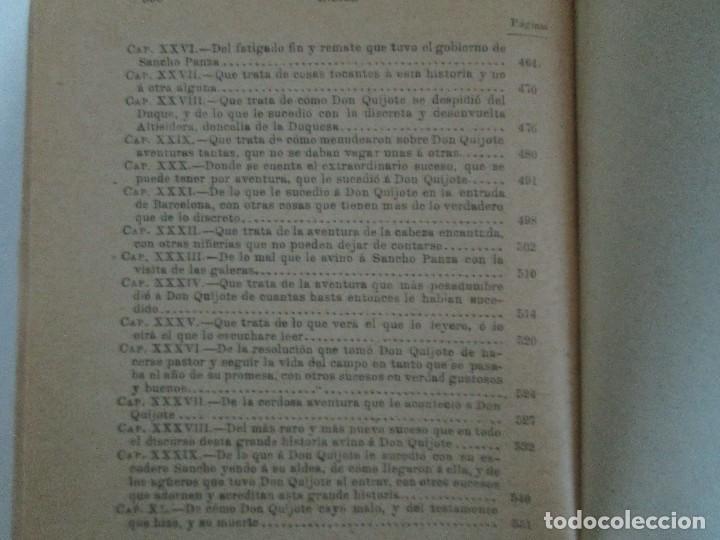 Libros antiguos: DON QUIJOTE DE LA MANCHA. PARA USO DE LOS NIÑOS. MIGEL DE CERVANTES. EDITORIAL HERNANDO. 1928. - Foto 20 - 126316883