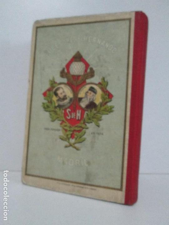 Libros antiguos: DON QUIJOTE DE LA MANCHA. PARA USO DE LOS NIÑOS. MIGEL DE CERVANTES. EDITORIAL HERNANDO. 1928. - Foto 22 - 126316883
