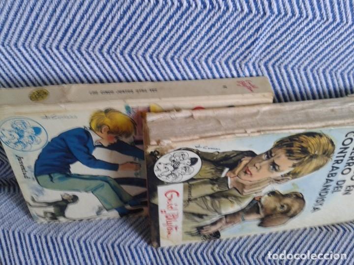 Libros antiguos: INTERESANTE LOTE DE OBRAS DE ENID BLYTON,LOS CINCOS,AÑOS 70 - Foto 2 - 126810347