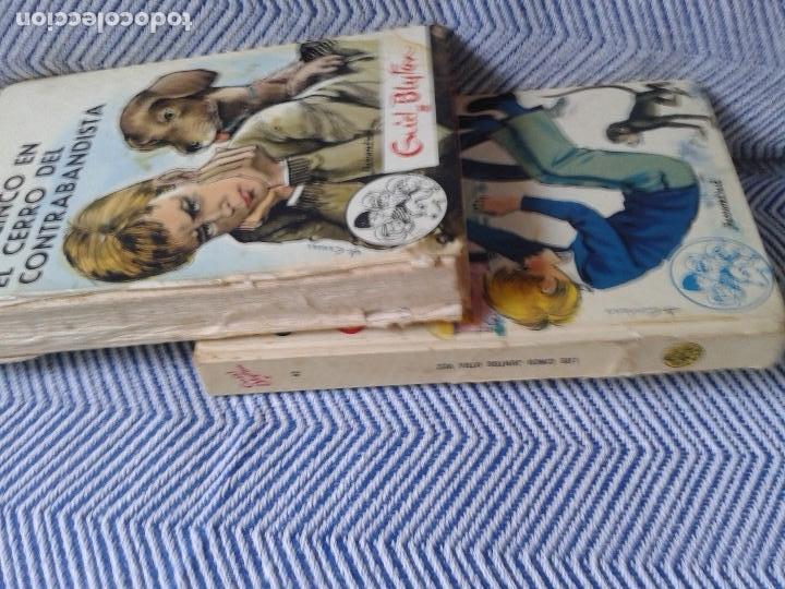 Libros antiguos: INTERESANTE LOTE DE OBRAS DE ENID BLYTON,LOS CINCOS,AÑOS 70 - Foto 3 - 126810347