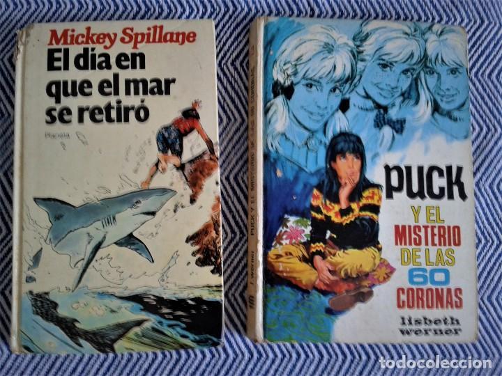 DOS LIBROS JUVENILES DE LA DECADA DE LOS 70 (Libros Antiguos, Raros y Curiosos - Literatura Infantil y Juvenil - Novela)