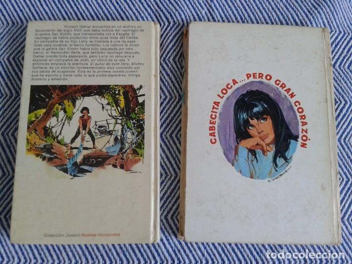 Libros antiguos: DOS LIBROS JUVENILES DE LA DECADA DE LOS 70 - Foto 2 - 126811503