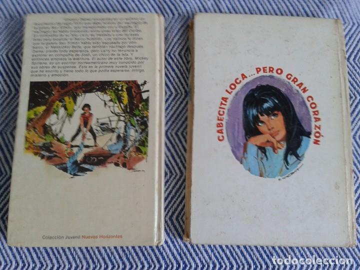 Libros antiguos: DOS LIBROS JUVENILES DE LA DECADA DE LOS 70 - Foto 3 - 126811503