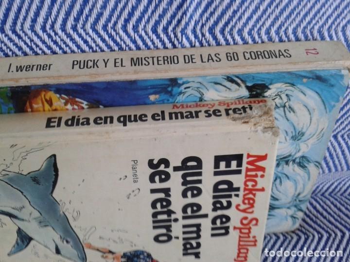 Libros antiguos: DOS LIBROS JUVENILES DE LA DECADA DE LOS 70 - Foto 4 - 126811503