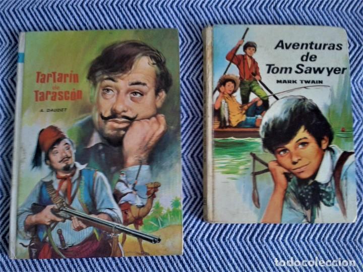 DOS NOVELAS DE JOYAS CLASICAS ,AÑOS 70 (Libros Antiguos, Raros y Curiosos - Literatura Infantil y Juvenil - Novela)