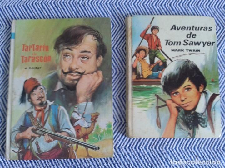 Libros antiguos: DOS NOVELAS DE JOYAS CLASICAS ,AÑOS 70 - Foto 3 - 126812635